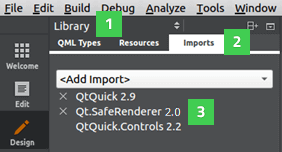 Safety-Critical UI with Qt Quick Designer | Qt Safe Renderer Safety