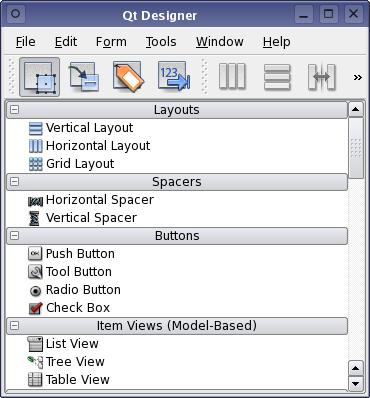 Qt 4 3: Getting Started with Qt Designer