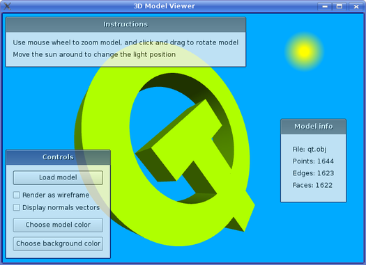 Accelerate your Widgets with OpenGL