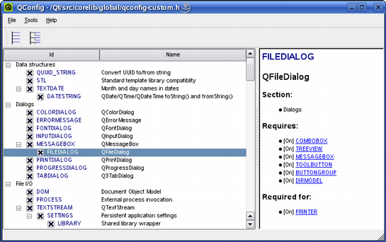 Qt 4 7 0: Fine-Tuning Features in Qt