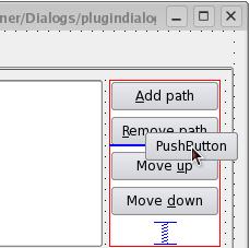 debian stretch install qt5 designer