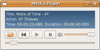 Media Player | Qt 4 8