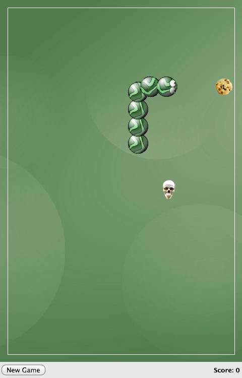 Snake | Qt 4 8