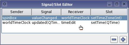 Slots Qt Example