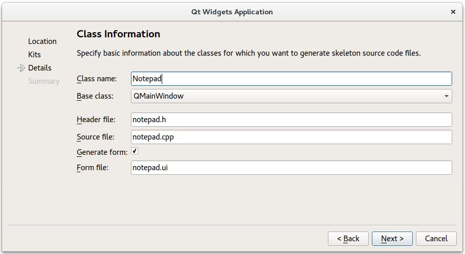 Getting Started Programming with Qt Widgets   Qt Widgets 5 11