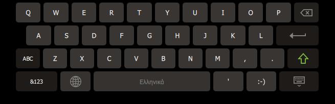 Qt Virtual Keyboard Layouts | Qt Virtual Keyboard 5 11
