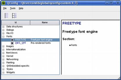 Qt for Embedded Linux Fonts | Qt 5 8