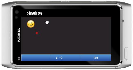 simulator : Simulating Touch