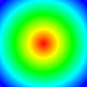 Qt gradient example