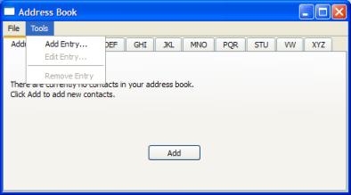Class MainWindow : Public QMainWindow { Q_OBJECT Public: MainWindow();  Private Slots: Void UpdateActions(const QItemSelection U0026selection); Void  OpenFile(); ...