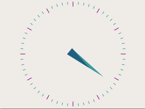 Analog Clock Example | Qt Widgets 5 13 1
