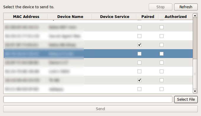 Bluetooth File Transfer Example | Qt Bluetooth 5 13 0