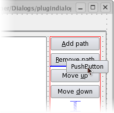 using layouts in qt designer qt designer manual
