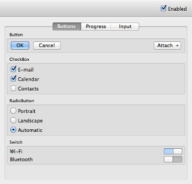 Qml Applicationwindow Example