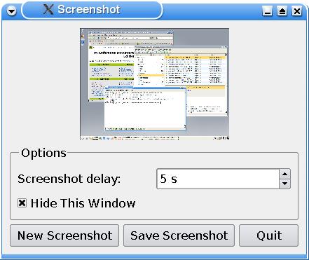 Screenshot Example   Qt Widgets 5 13 1