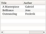 TableView QML Type   Qt Quick Controls 1 5 12